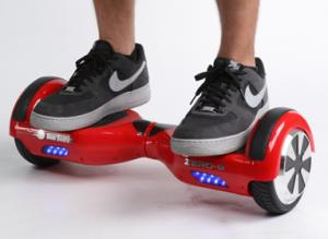 Self-Balancing-Unicycle-Hoverboard