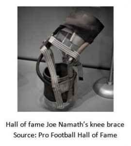 HAll-of-fame-Joe-Namath-Knee-Brace