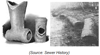 Sewer-History-Fluid-handling-Pipes