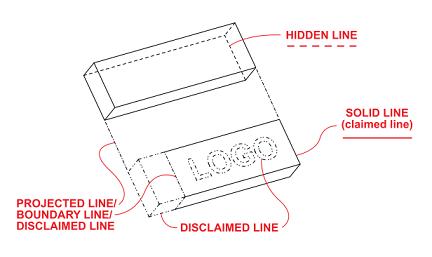 basic line types
